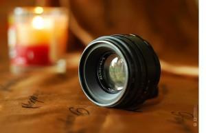 Filtering Lens