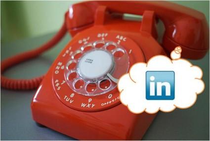 LinkedIn Phone Calls 2