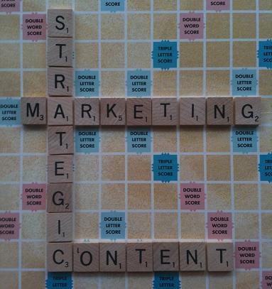 strategic marketing content