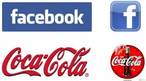 Logos adapted for online marketing