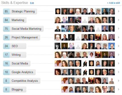 how to get endorsement on linkedin
