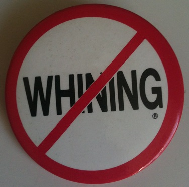 No Whining about SEO