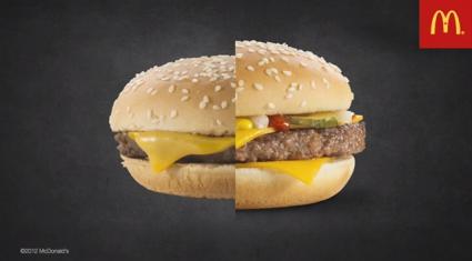 McDonalds Online Ad