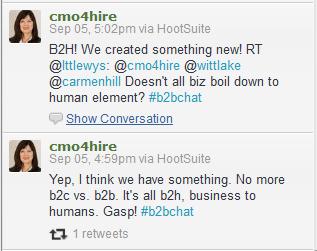 B2H Marketing