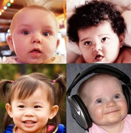 Market like Babies