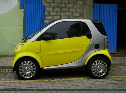 Beautiful Small Car