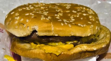 Burger King Cheeseburger 4