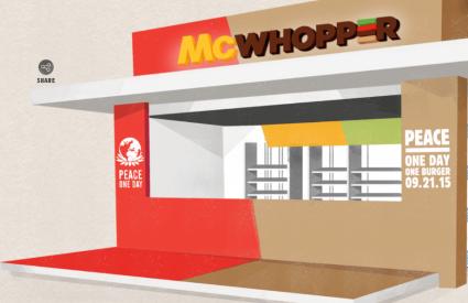 Burger King McWhopper Store